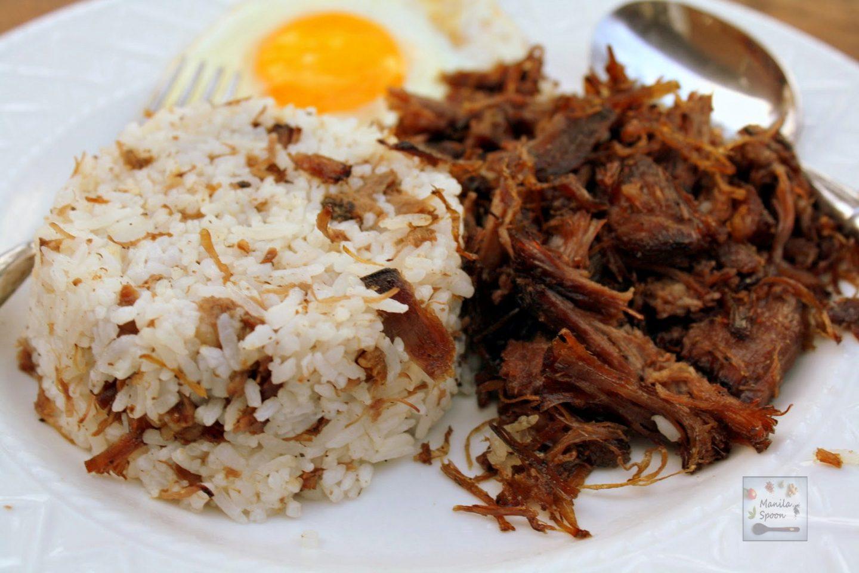 Roast-Si-Log – Roast Beef – Sinangag [fried rice] – Itlog [egg]