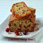 Cranberry Bread