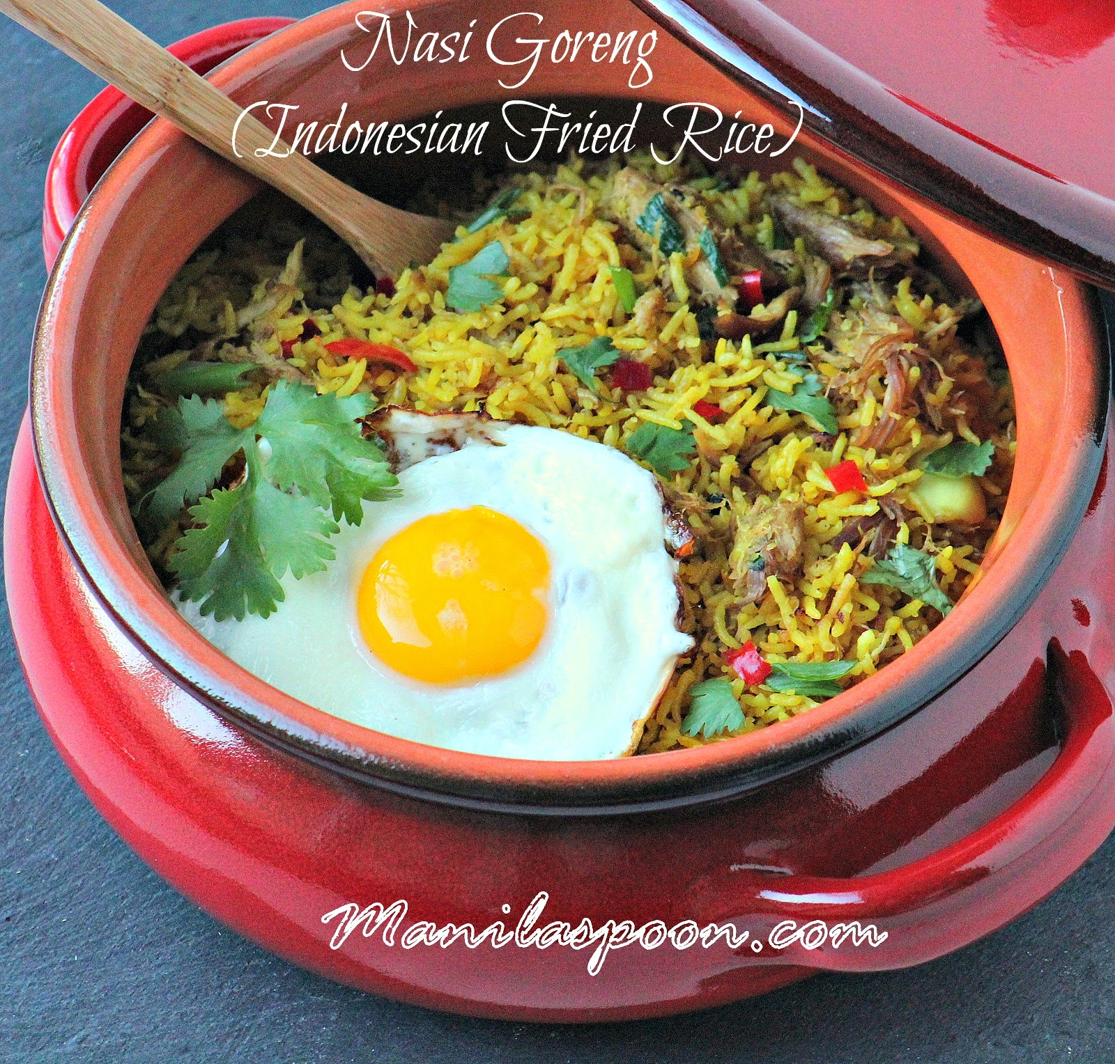 Asian rice dish goreng pics 972
