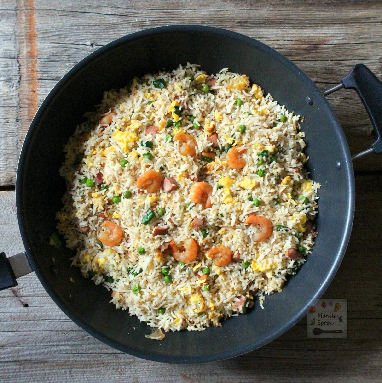 Special fried rice manila spoon easy and yummy way to make your favorite take away chinese special fried rice ccuart Image collections