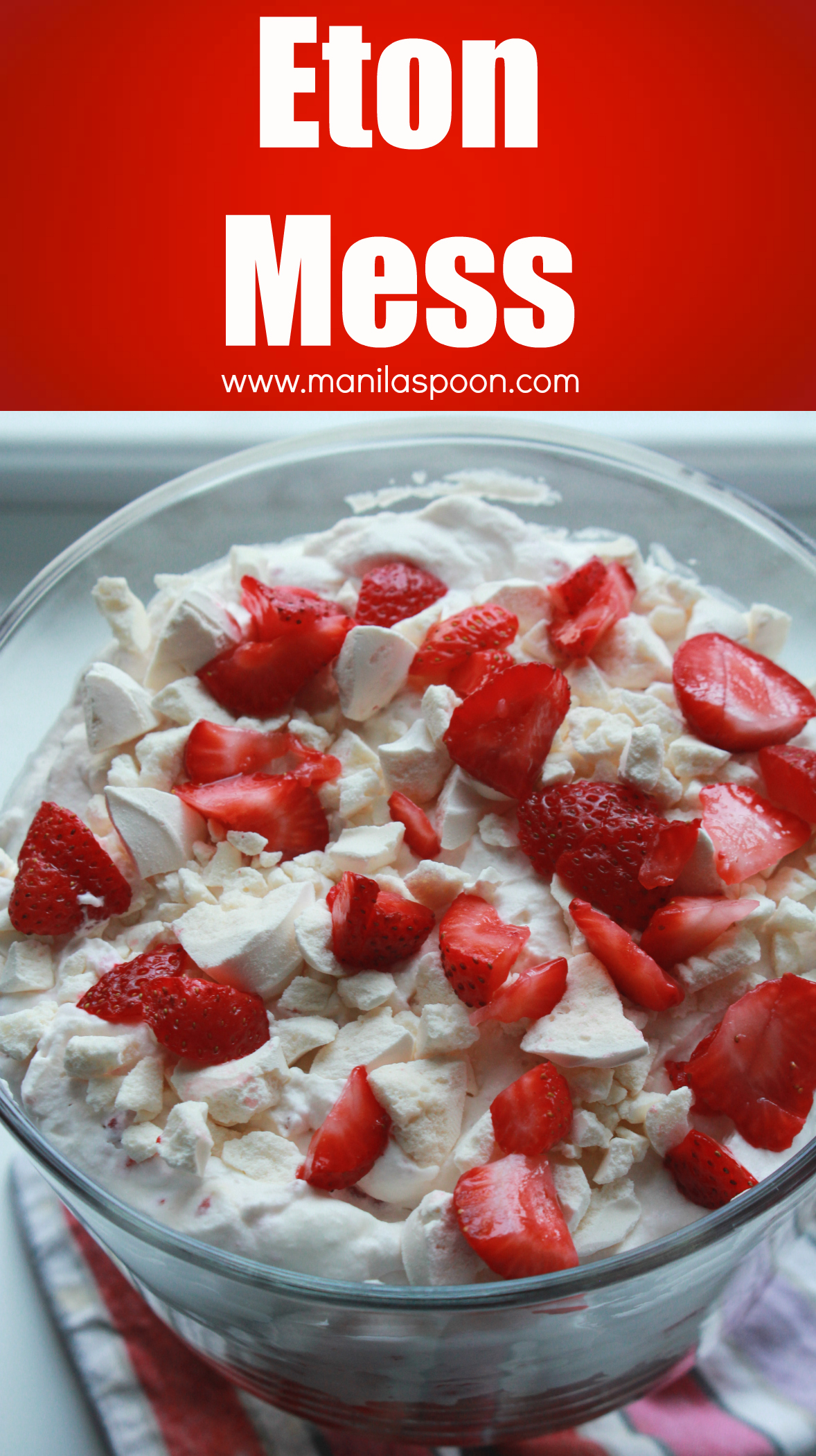 Eton Mess - Manila Spoon