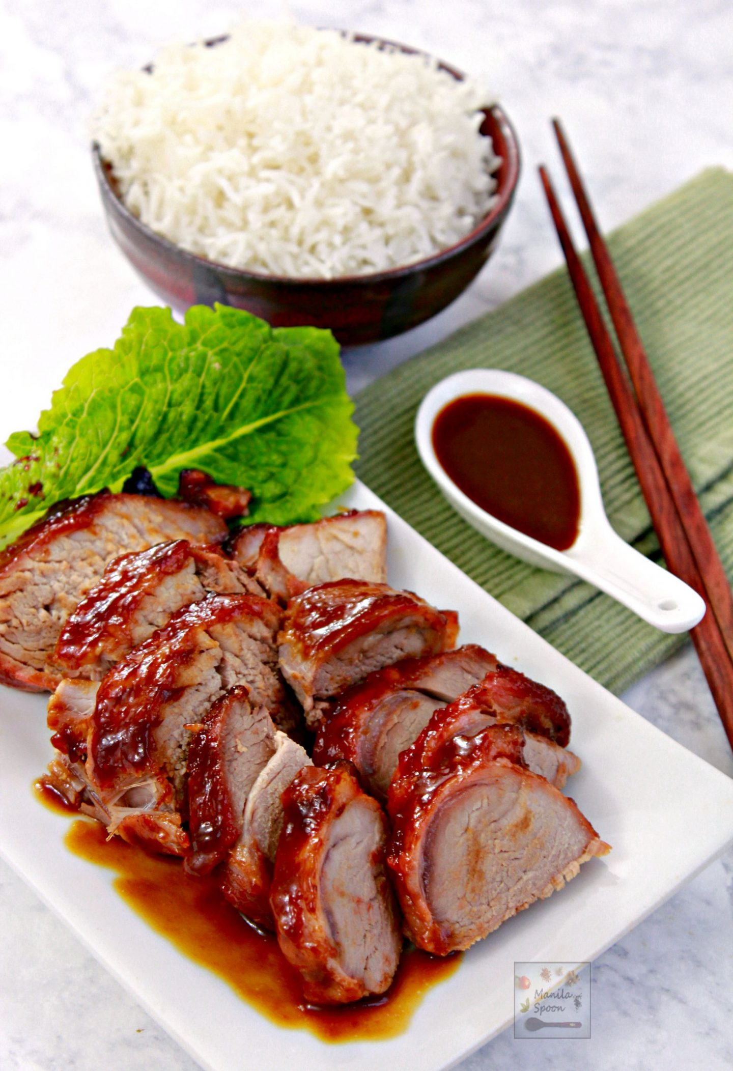 Shortcut Char Siu (Chinese Barbecue Pork)