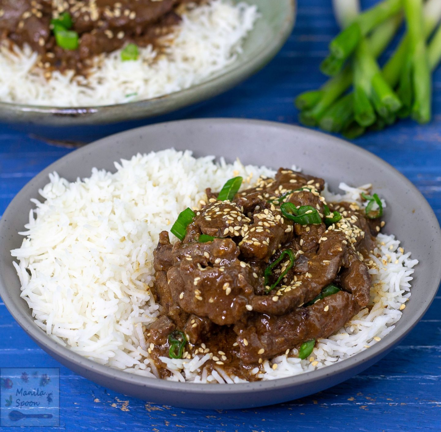 Instant Pot Korean Sesame Garlic Beef