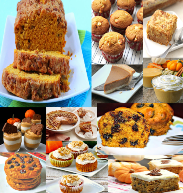 10 Delicious Pumpkin Recipes To Try