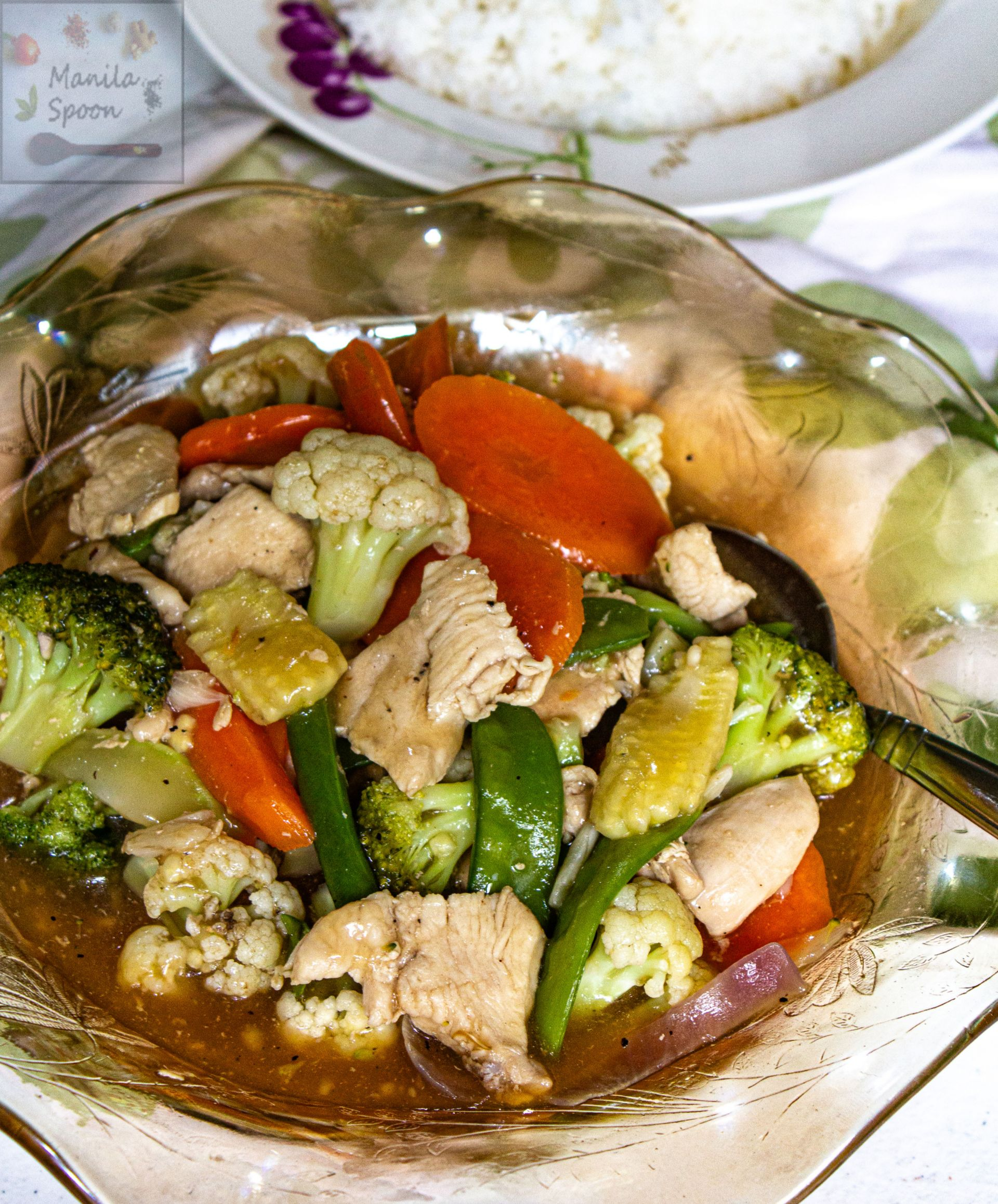 How To Cook Chopsuey Manila Spoon