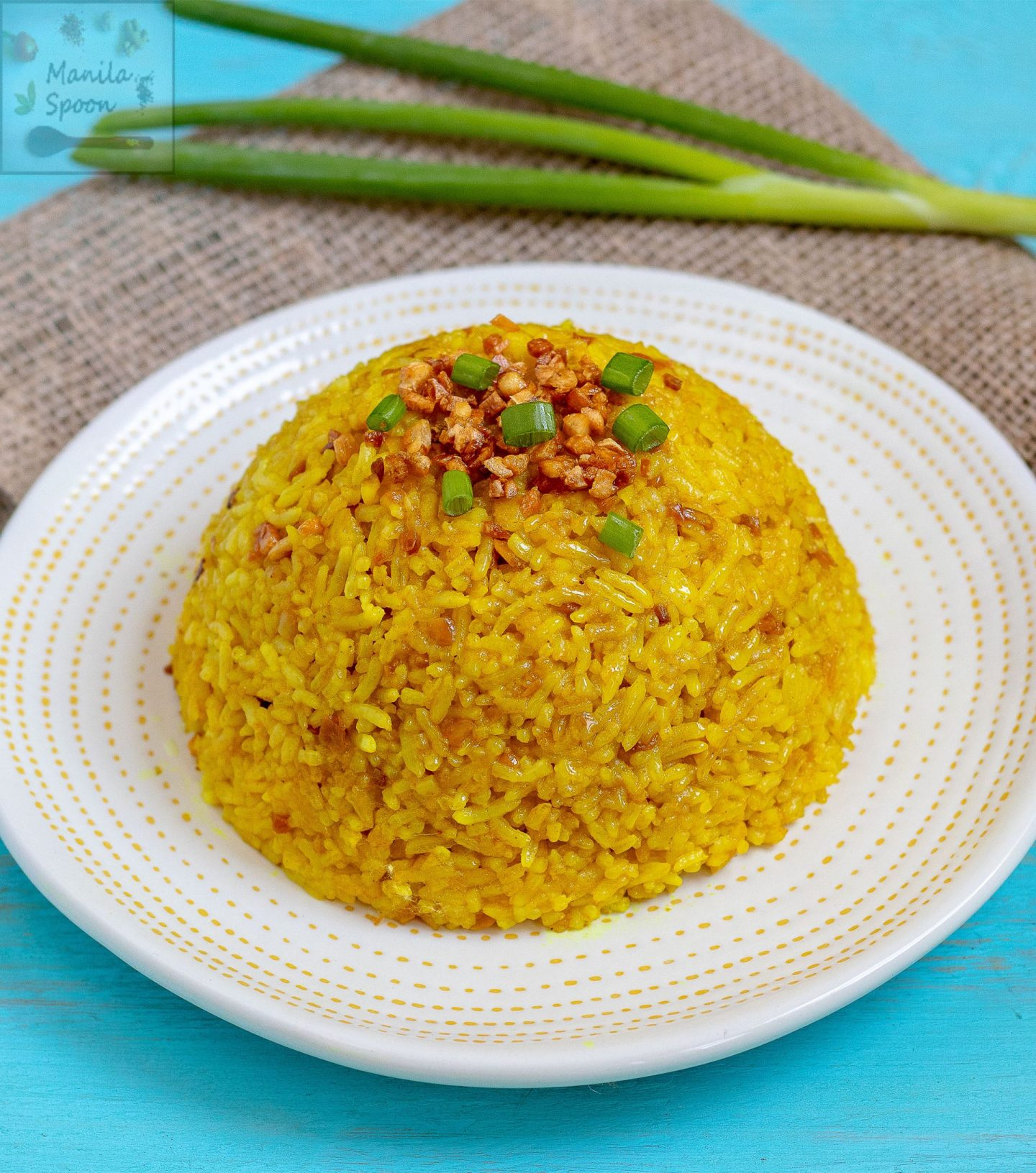 How to Make Yellow Fried Rice (Java Rice)