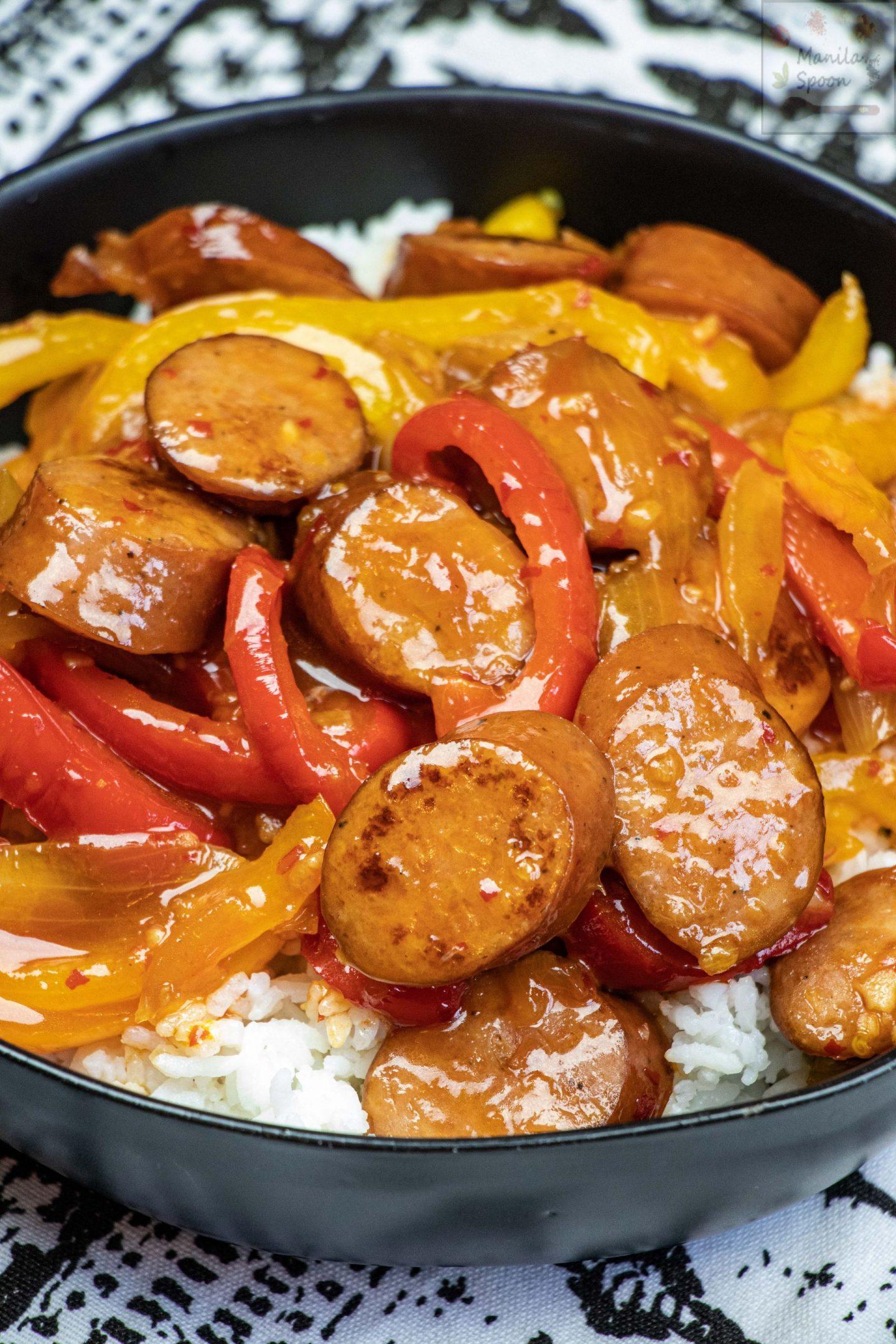 Easy Kielbasa Stir-Fry Recipe