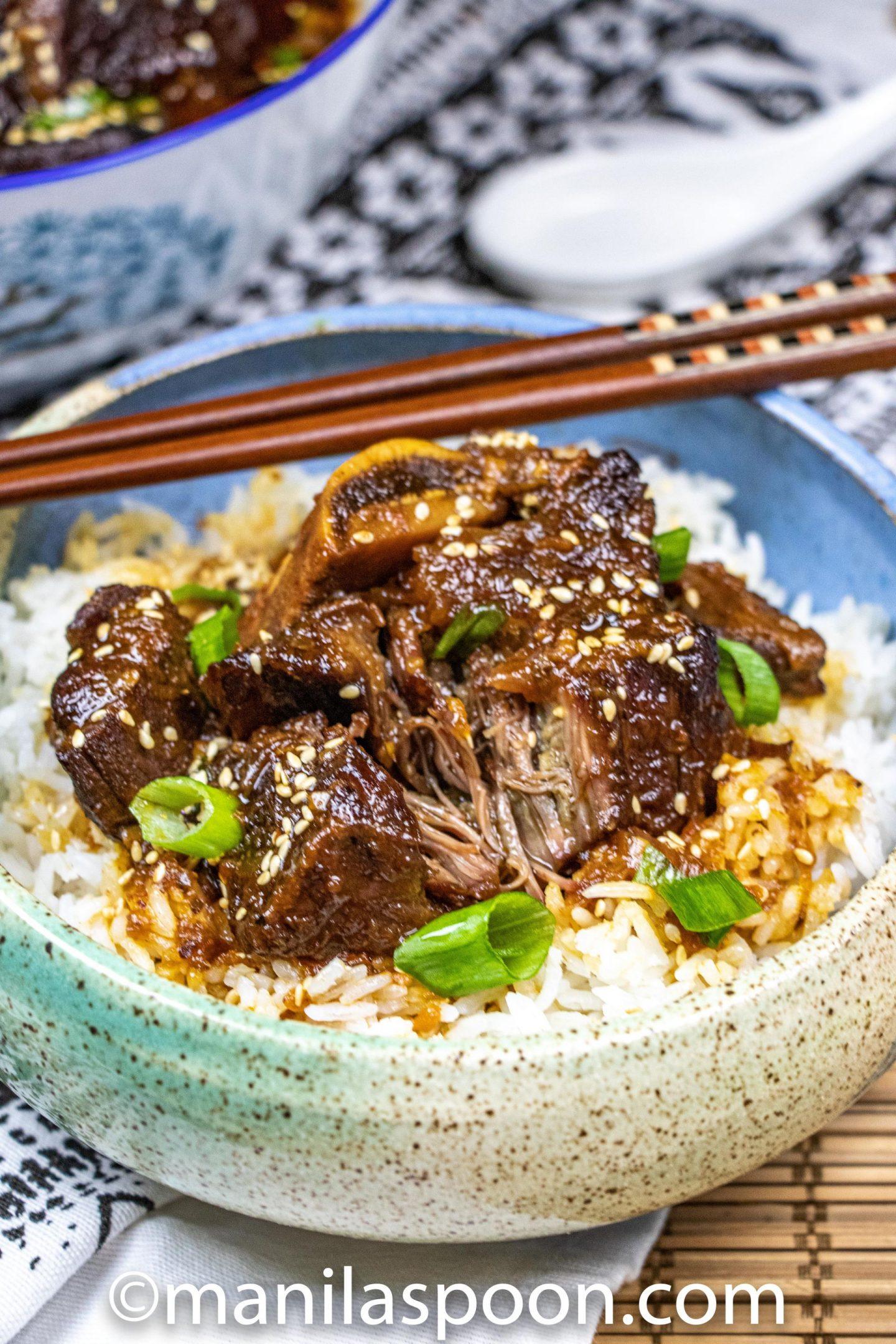 Best Instant Pot Korean Beef Stew (Kimchi Style)