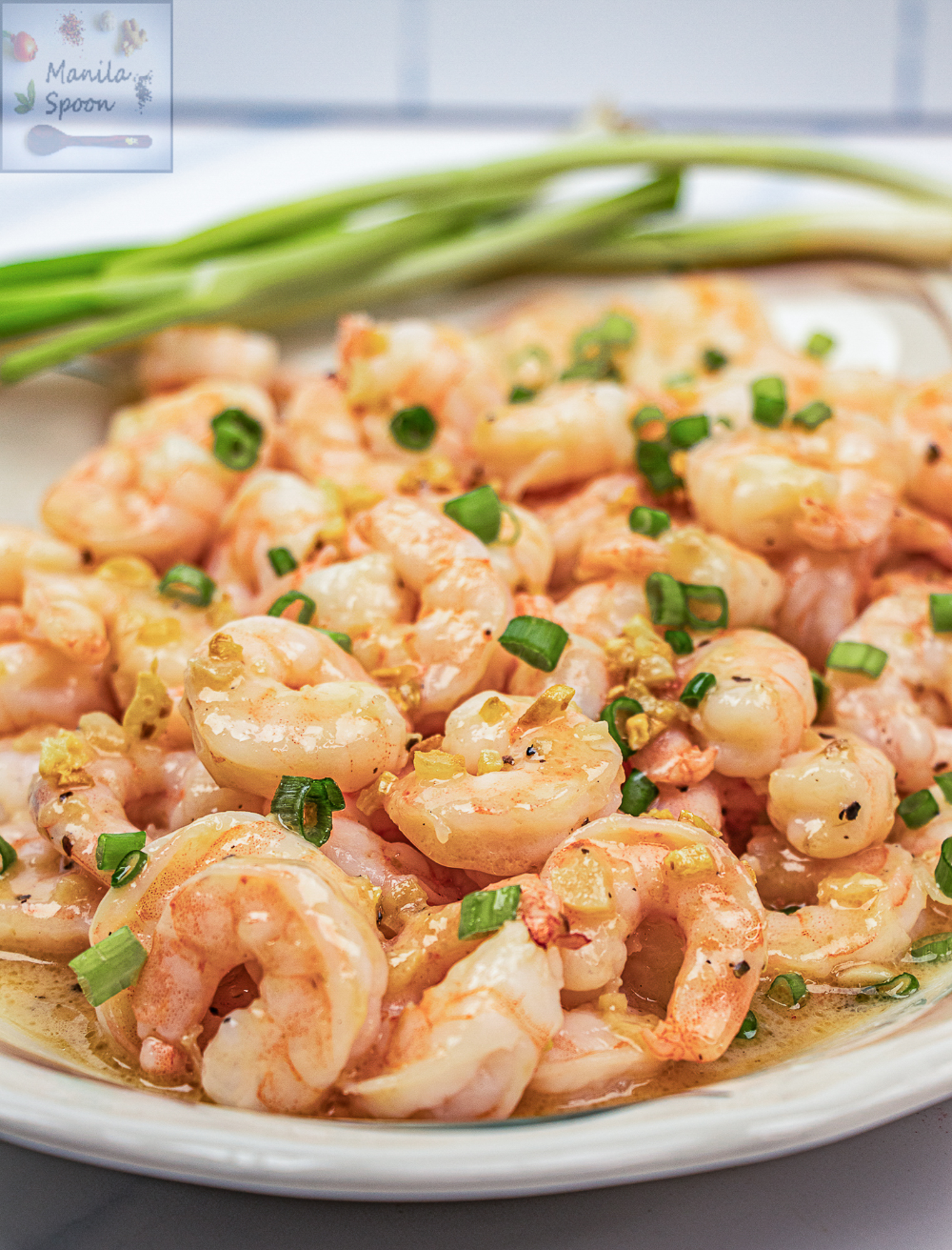 How to Make Garlic Butter Shrimp with Sprite