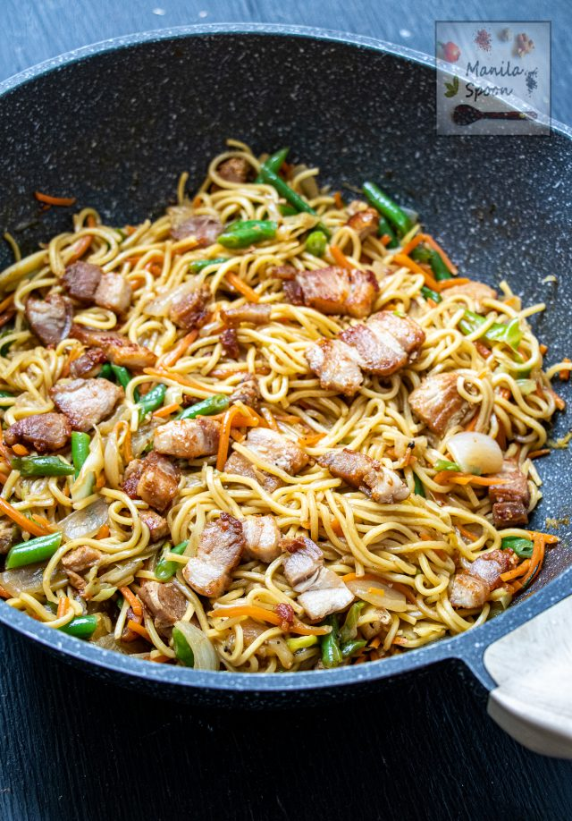How to cook Pancit Canton (Easy Recipe)