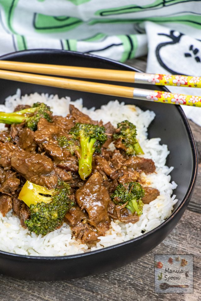 Easy and Tasty Instant Pot Beef and Broccoli